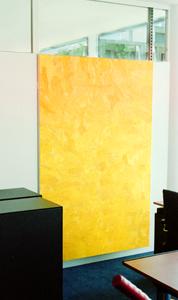 Thermische Verschiebung 7, Acryl auf Leinwand 300x130cm