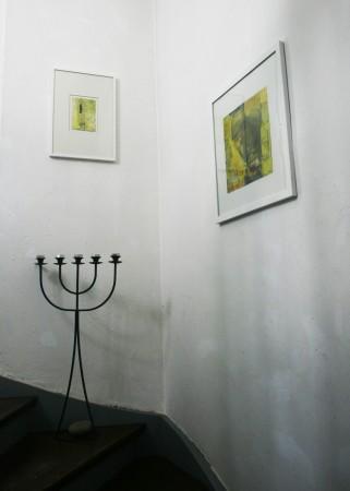 oben: Jerusalem  unten: Ecce Homo